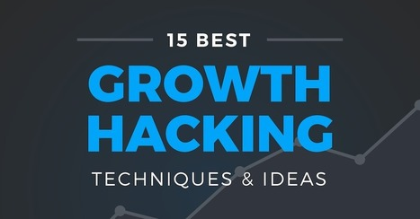 15 Winning Growth Hacking Techniques & Strategies (Infographic) | Visual Marketing & Social Media | Scoop.it