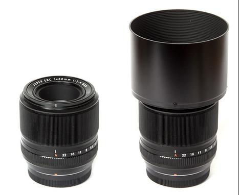 Photozone Lens Review: Fujinon XF 60mm f/2.4 R macro (Fuji X-Pro1) | Geeks | Scoop.it