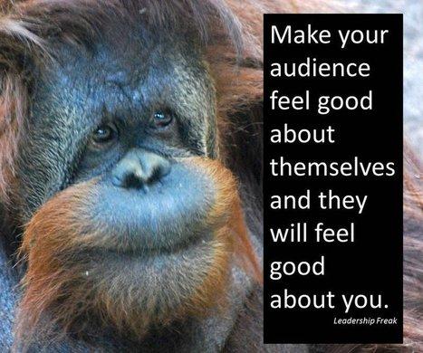 Secrets to Great Presentations   Pedagogy   Scoop.it