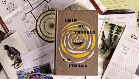 Inside J.J. Abrams's Brain-Bending Book-Within-a-Book   Digital Cinema - Transmedia   Scoop.it