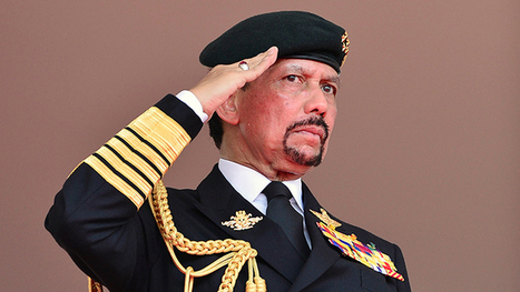 Brunei's plan to stone gays riles UN   Coffee Party Equality   Scoop.it
