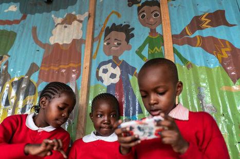 Afrikkalainen teini webcam