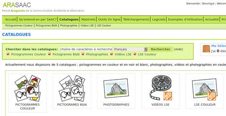 Plus de 25000 images et pictogrammes libres avec leur prononciation | TICE, Web 2.0, logiciels libres | Scoop.it