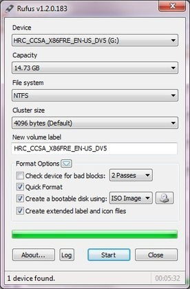 Rufus - Create bootable USB drives | ICT Security Tools | Scoop.it