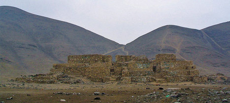 5000 year old Temple of Fire discovered at El Paraiso in Peru : Past Horizons Archaeology | Archeology on the Net | Scoop.it