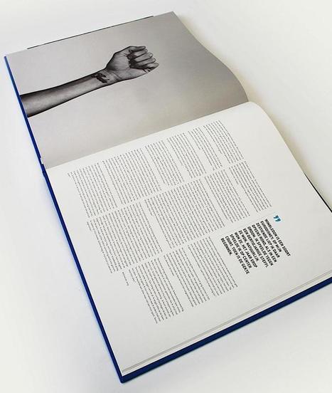 Editorial Design Inspiration: Kim Clijsters Book | Abduzeedo Design Inspiration & Tutorials | timms brand design | Scoop.it
