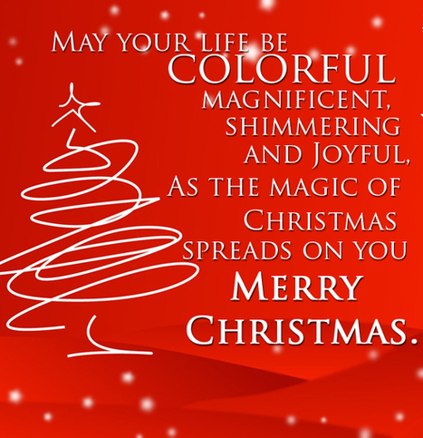 Greetings for christmas season messages colle messages for christmas wishes m4hsunfo