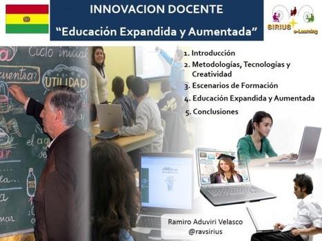 Ramiro Aduviri Velasco | Aprendizaje en Red | Scoop.it