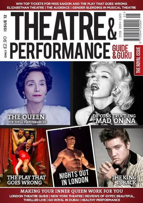 London Theatre Arts, Performance and Entertainment Magazine | Acting Training | Scoop.it