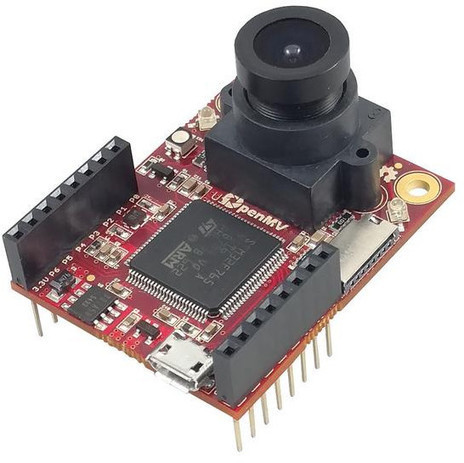 $55 OpenMV Cam M7 Open Source Computer Vision Board is Powered by an STM32F7 Cortex-M7 MCU | Embedded Systems News | Scoop.it