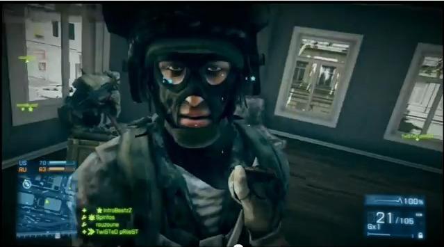 Battlefield 3 -   Scoop it
