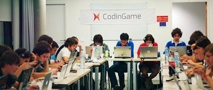 Recrutement : les concours de programmation font recette | L'oeil de Lynx RH | Scoop.it