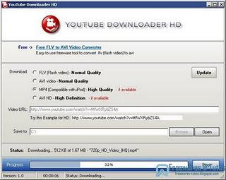 10 logiciels gratuits pour télécharger les vidéos de Youtube | Mon moleskine | Scoop.it
