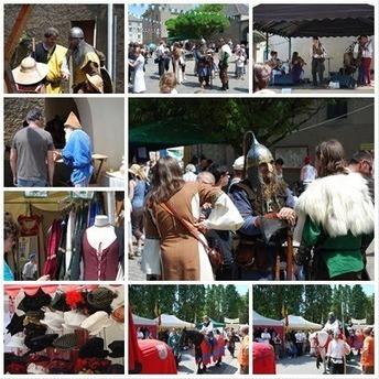Festival médiéval à RODEMACK(FR) | Festivals Celtiques et fêtes médiévales | Scoop.it