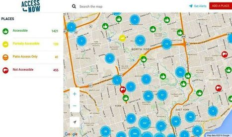 Mapme: crea gratis y sin código tus mapas interactivos | Madres de Día Pamplona | Scoop.it