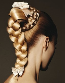 Low and High Pony Hairstyles 6 Tips   Hair Summary   Hairstyle   Scoop.it