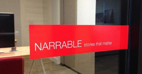 Narrable - bring your photos to life | Art Integrating Technology | Scoop.it