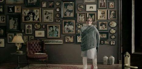 Maa Baap Kahin Nhi Jaate Ad by Amitabh Bachchan | Entertainment | Scoop.it