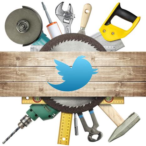 Las Top 4+1 Herramientas que utilizo en Twitter | E-Learning, Formación, Aprendizaje y Gestión del Conocimiento con TIC en pequeñas dosis. | Scoop.it