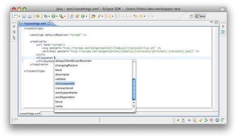 Apache IvyDE 2.2.0 beta1 released - Open News | Anthill | Scoop.it