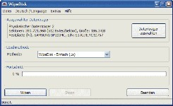 WipeDisk - Erase disks secure and fast   ICT Security Tools   Scoop.it