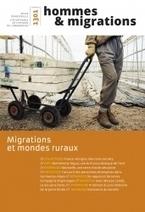 Hommes et migrations - Revue française de référence sur les dynamiques migratoires | Les mobilités spatiales | Scoop.it