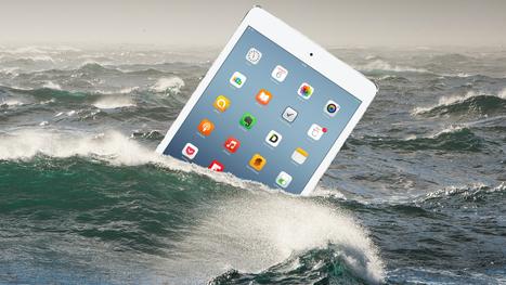 Pourquoi l'iPad est en train de sombrer | marketing stratégique du web mobile | Scoop.it