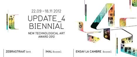 NTAA - New Technological Art Award 2012 - untill November 18th Brussels | ARTE, ARTISTAS E INNOVACIÓN TECNOLÓGICA | Scoop.it