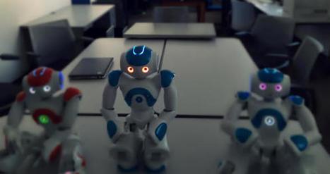 Prospective : les robots pourront-ils un jour avoir une conscience ?   Web 3.0   Scoop.it