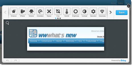 Cirrus Editor, editor online para archivos de Dropbox | #REDXXI | Scoop.it