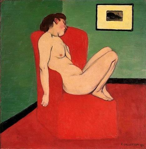 Dans les chambres mystérieuses du peintre Félix Vallotton - Rue89   Merveilles - Marvels   Scoop.it