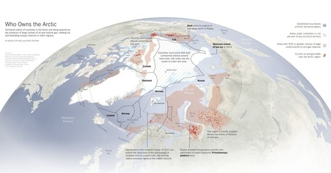 Rushing for the Arctic's Riches | HumanGeo@Parrish | Scoop.it
