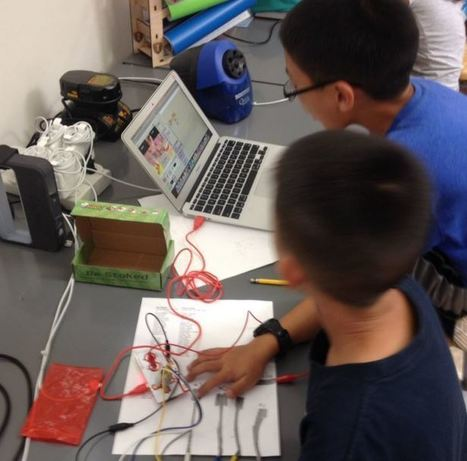 What is a Makerspace? Is it a Hackerspace or a Makerspace? | Technology and Education | Scoop.it