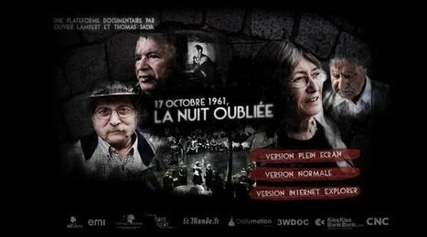 La nuit oubliée - LeMonde.fr | L'actualité du webdocumentaire | Scoop.it