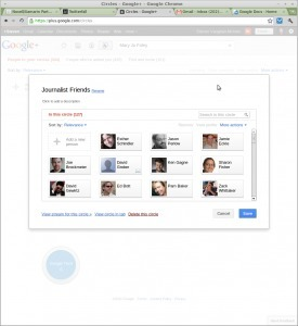 How to make good use of Google+'s Circles | Steven J. Vaughan-Nichols, ZDNet | The Google+ Project | Scoop.it