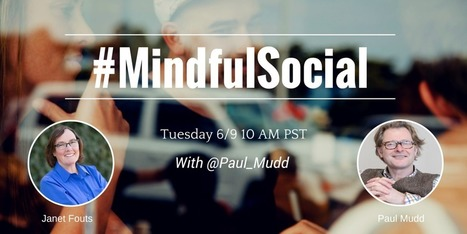 Uncovering Mindfulness with Paul Mudd | social media top stories | Scoop.it