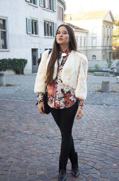 Blaastyle: Flowers Grow under the White Snow | Swiss fashion bloggers | Scoop.it