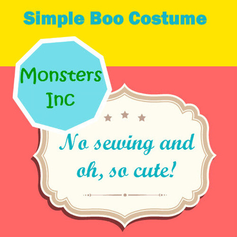 boo monsters inc costumes