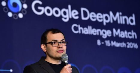Google DeepMind's AI can mimic realistic human speech | leadership 3.0 | Scoop.it