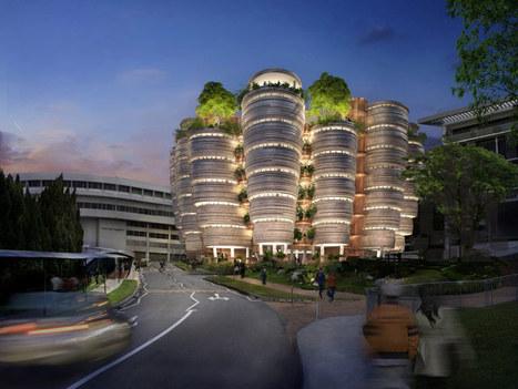 Nanying University Learning Hub by Thomas Heatherwick   sustainable architecture   Scoop.it