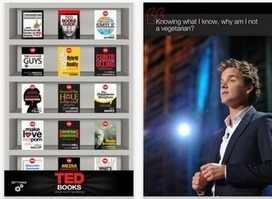 """TED Books: A New """"Free"""" App from TED For iPad And iPhone Users 