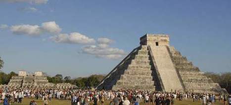 Encuentran una pirámide interior en la zona arqueológica mexicana de Chichén Itzá - 20minutos.es | Mexico | Scoop.it
