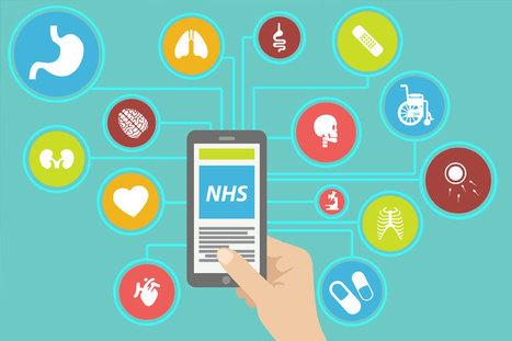 """NHS taps mobile tools to boost physician access to patients   la santé """"digitale""""   Scoop.it"""