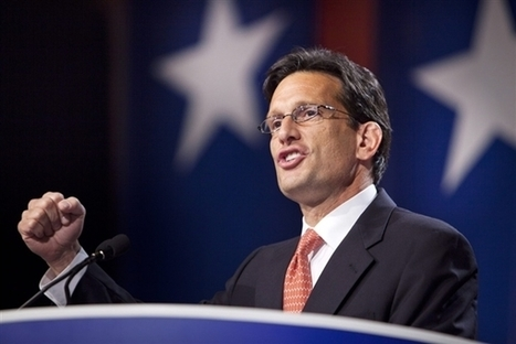 Eric Cantor: We're not falling for it | American Progressive Causes | Scoop.it