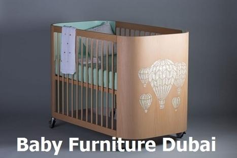 Buy Baby Furniture & Cribs Store in Dubai,