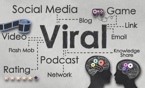 Marketing : 21 conseils pour publier du contenu viral [Infographie]   Web, Internet & Transmedia   Scoop.it