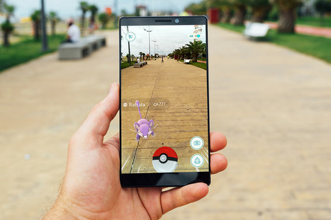 Best augmented-reality apps | technology empowered networked learning | Scoop.it