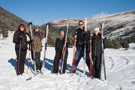 Tenter de s'initier au ski | Jet-lag, le magazine féminin de voyage | Scoop.it