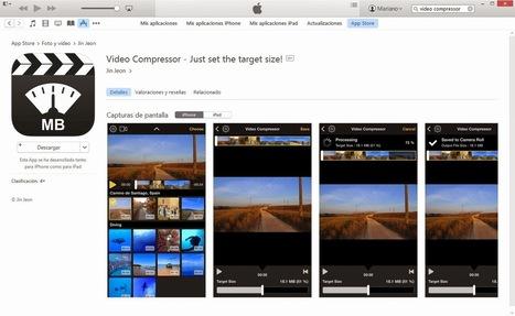 Comprime tus vídeos de un modo sencillo | iPad Mobile Learning en Tajamar | Edu-Recursos 2.0 | Scoop.it