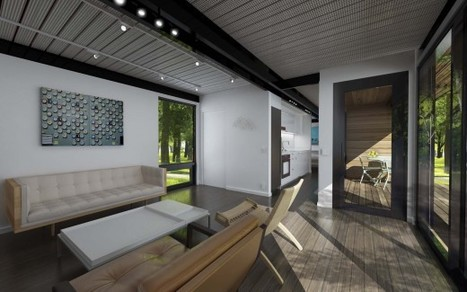 New Sustainable Modular Homes by Connect:Homes | Sustain Our Earth | Scoop.it